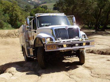 Wildland Vehicle E2537