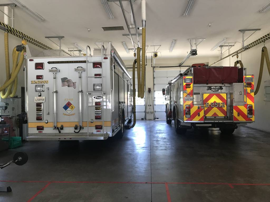 Scotts Valley Fire District Station 2