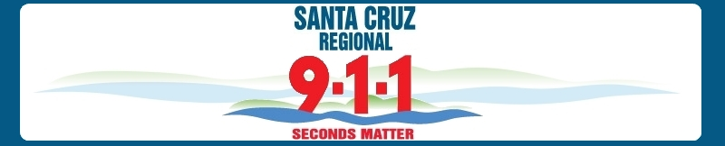 Santa Cruz Regional 911 Logo